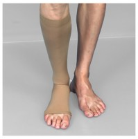 Aktive Compression Stockings with Silicon Band ( AK )