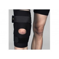 Aktive Hinged Knee Support ( Front Open )