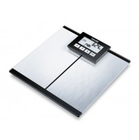 Beurer Weight Scale, 150 kg capacity , Button-on technology , 10 user memories