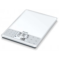 Beurer Nutritonal Analysis Scale, Suitable for diabetics, 5 kg capacity, Overload indication