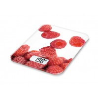 Beurer Kitchen Scale, 5 kg capacity, With practical tara weight function, With liquid display