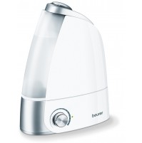 Beurer Air Humidifer, Micro-fine ultrasonic atomisation, Continuously adjustable