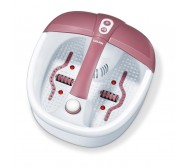 Beurer Foot Massager with aroma therapy,Water heating, vibration massage and bubble massage