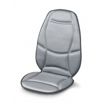 Beurer Massage seat cover, Switchable heat function at the back, With car adapter for use in the car
