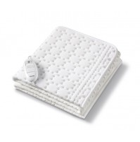 Beurer Compact Electrict Underblanket, Hand washable, 3 temperature settings, Illuminated switching positions