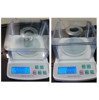 Danwer Digital Balance with LCD Display,Capacity - 500 g