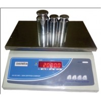 Danwer Table Top Balance, Capacity - 3000g, LCD Display, External calibration