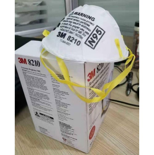 3M, N95 MASKS, CAT # 8210