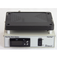 Glas-Col Accessories for Flexivap: Bottom heat plate only with digital control, 100C maximum, 240V