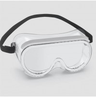Anti-Fog Wide Vision Virus Disposable Safety Goggles