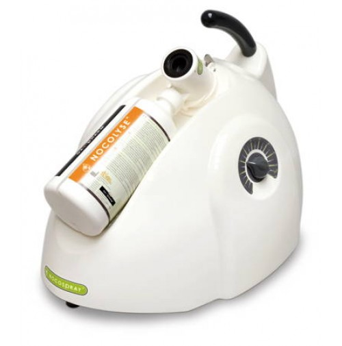 Nocospray, Disinfection of upto 500 m3, 22000rpm, 1100 W (1Pc/pack) Gen-2 from Oxypharm