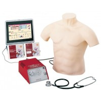 Sakamoto's Auscultation Simulator with computor (English version)