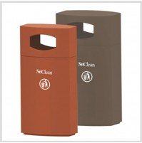 So clean's Compact Shape Bins, Designer, 60L, Other options available