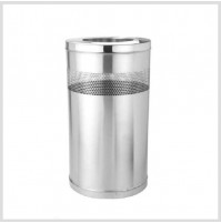 So clean's Institutional bin, Stainless steel, 75 L, Other options available