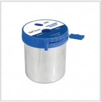 So clean's Needle Cum Hub Cutter, No-sharps disposal bin, 600 ml, NS-B