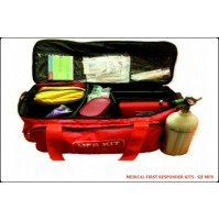 ST JOHN'S FIRST AID, MEDICAL FIRST RESPONDER KIT BAG SJF MFR