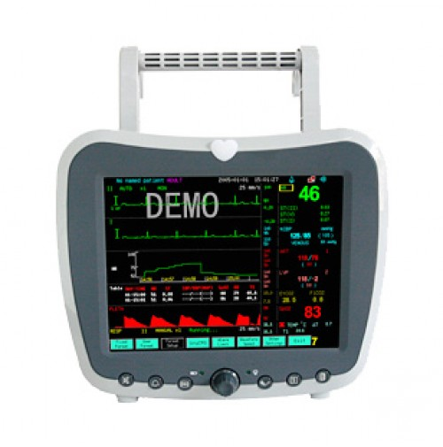 "UNI-EM G3H MONITOR (FDA Approved 8.4"" Monitor)"