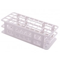 Abdos Polygrid Test Tube Racks, PP, 90 places	, 248 x 116 x 64 mm, ( Pack of 4 pcs.)