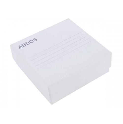 Abdos Freezing Cardboard Cryo Boxes, Cardboard, Places - 81 (9 x 9 Array) ( Pack of 8 pcs. )