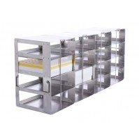 Abdos Horizontal/Upright Freezer Racks, Stainless Steel, No. of Shelves - 12 ( Pack of 1 pc. )