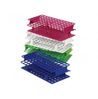 Abdos Polywire Rack Full, Delrin, Autoclavable, 72 places, 104 x 202 x 59 mm ( Pack of 4 pcs.)