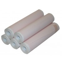 Arrow BPL Single Channel ECG Paper Roll, Red, 50mm x 20Mtrs (1Roll/Pkt)