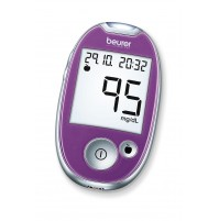 Beurer Blood Glucose Monitor,Automatic switch  off,Clinically tested
