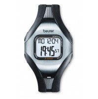 Beurer Heart Rate Monitor, Acitivity Sensor, without Chest Strap, Also ideal for walking or hiking