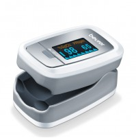 Beurer Pulse Oximeter with OLED Color Display, Display with 4 available views, Automatic switch off