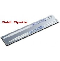 Marienfeld Superior Haemoglobin pipettes according to Sahli ( Pack of 25 pcs. )