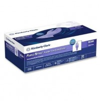 Kimberly Clark Safeskin Purple Niltile Gloves, 1000/case