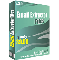 Lantechsoft Email Extractor Files , v3.0.8.21