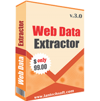 Lantechsoft Web Data Extractor, v3.0.1.15