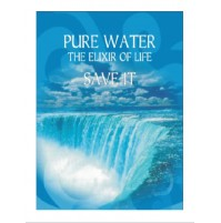 NSB Poster : Pure Water the Elixir of Life Save it