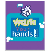 NSB Poster : Wash Your Hands!