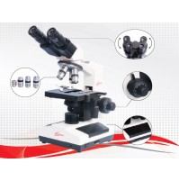 Optscopes Classic Binocular/Trinocular Pathological Microscope