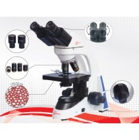 Optscopes Supreme Binocular/Trinocular Research Microscope