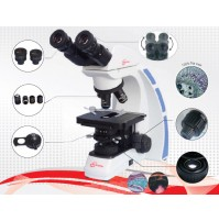 Optscopes Ultimate Binocular/Trinocular Advance Research Microscope
