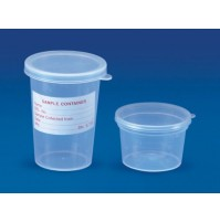 Polylab Sample Container (Press & Fit Type) 25 ml. ( Pack of 200 pcs.)