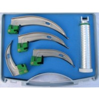 Scope Medical Fiber Optic Disposable Laryngoscope Blades, Weight : 825gm ( Saver-F.3362.6 )