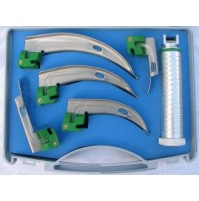Scope Medical Fiber Optic Disposable Laryngoscope Blades, Weight : 780 gm ( Saver-F.3363.6 )