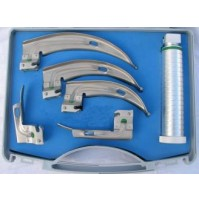 Scope Medical Fiber Optic Disposable Laryngoscope Blades, Weight : 805gm ( Prima-F.3373.6 )