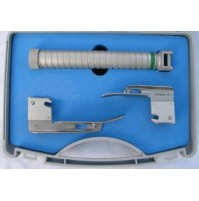 Scope Medical Fiber Optic Disposable Laryngoscope Blades, Weight : 390gm ( Prima-F.3379.6 )