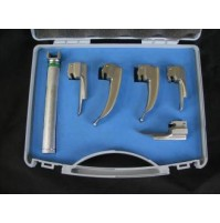 Scope Medical Fiber Optic Laryngoscope Blades, Weight : 1410gm ( INTEGRATED-F.3240-7 )