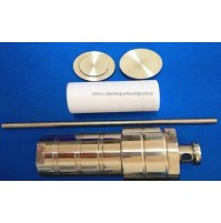 Kohope Labs Stainless Steel Hydrothermal Synthesis Reactor Teflon Lined, 15 ml, Other options available